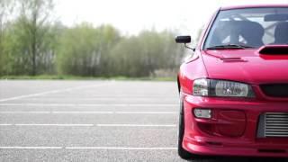 Subaru Impreza 22B replica