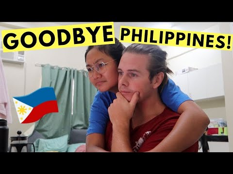 WE'RE LEAVING THE PHILIPPINES (last week in Manila)