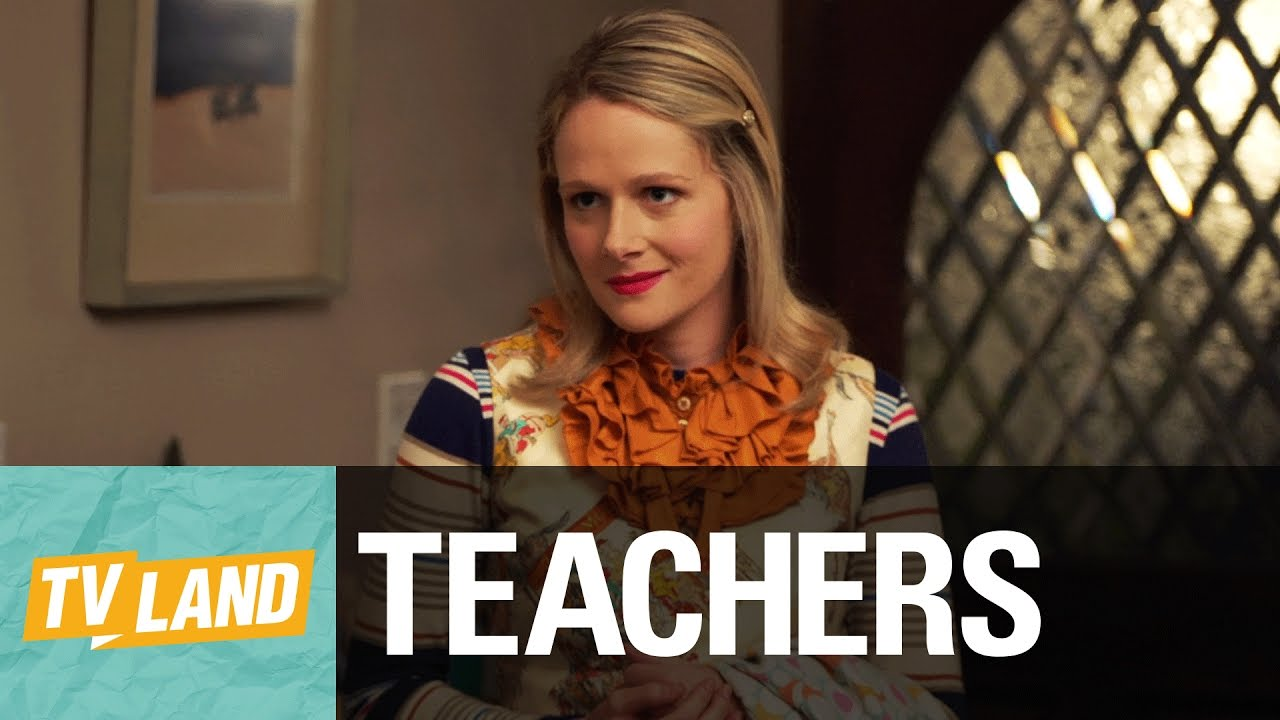 Download 'Babysitting for Hot Dad' Ep. 8 Official Clip | Teachers on TV Land (Season 2)