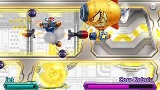 kirby planet robobot boss 14 core kabula