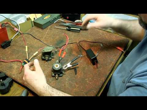 how to test a marine solenoid for a starter and a choke  fix your outboard  - youtube