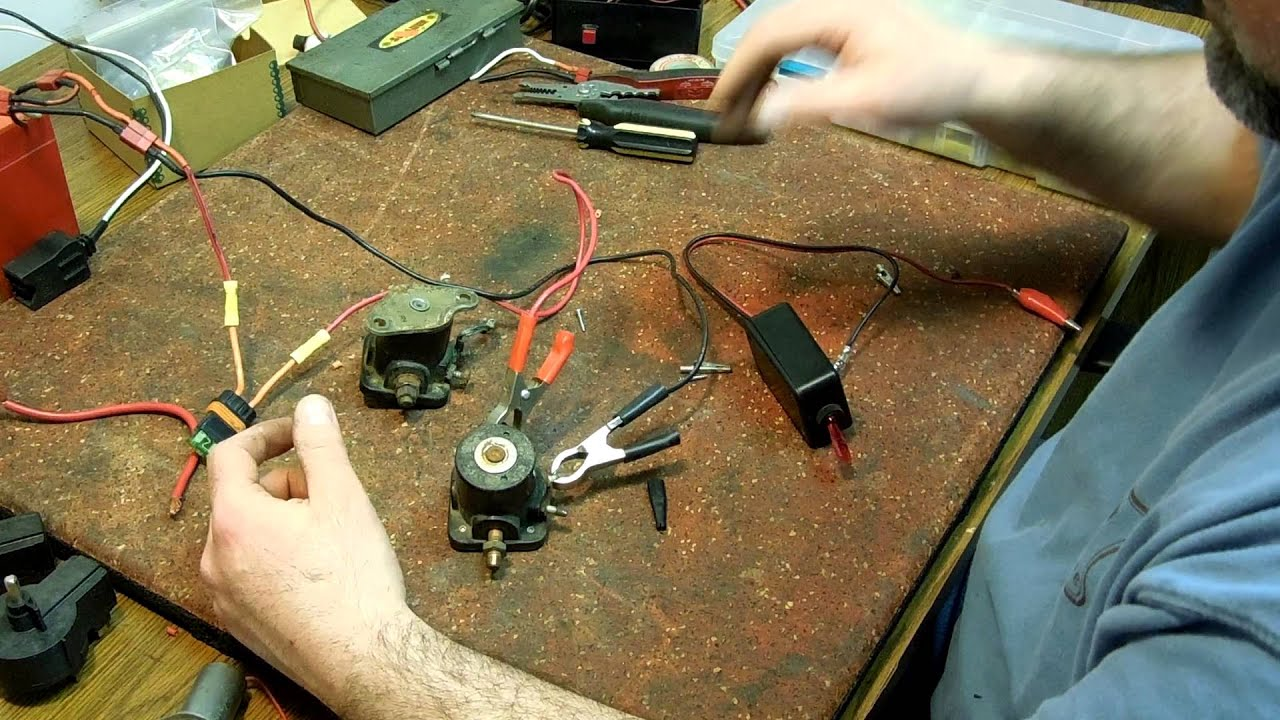 yamaha 90hp outboard wiring diagram marlin glenfield model 60 parts how to test a marine solenoid for starter and choke fix your
