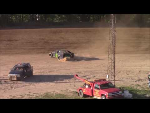 Butler Motor Speedway UMP Modified Makeup Feature 6/3/17 ran on 6/10/17