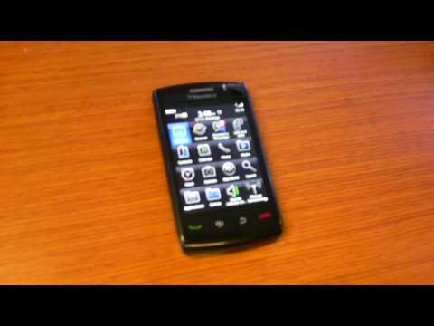 BlackBerry 9550 - Overview