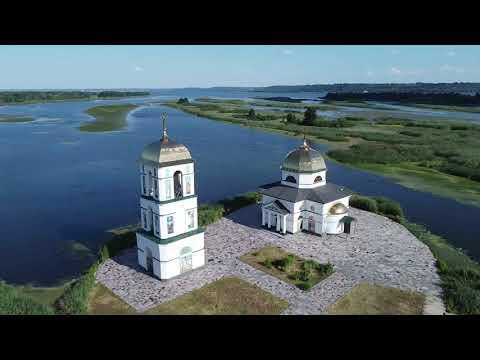 Hennadii Kuzmenko: Свято-Покровская церковь на Днепре