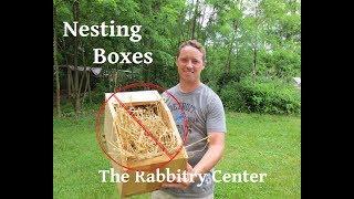 Stop Using Nesting Boxes-Rabbits-Part 1