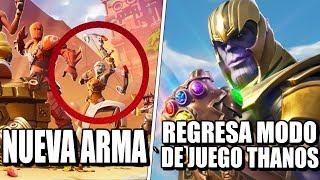 6 Cosas FILTRADAS Que Llegaran MUY PRONTO A Fortnite!!! (Temporada 8)