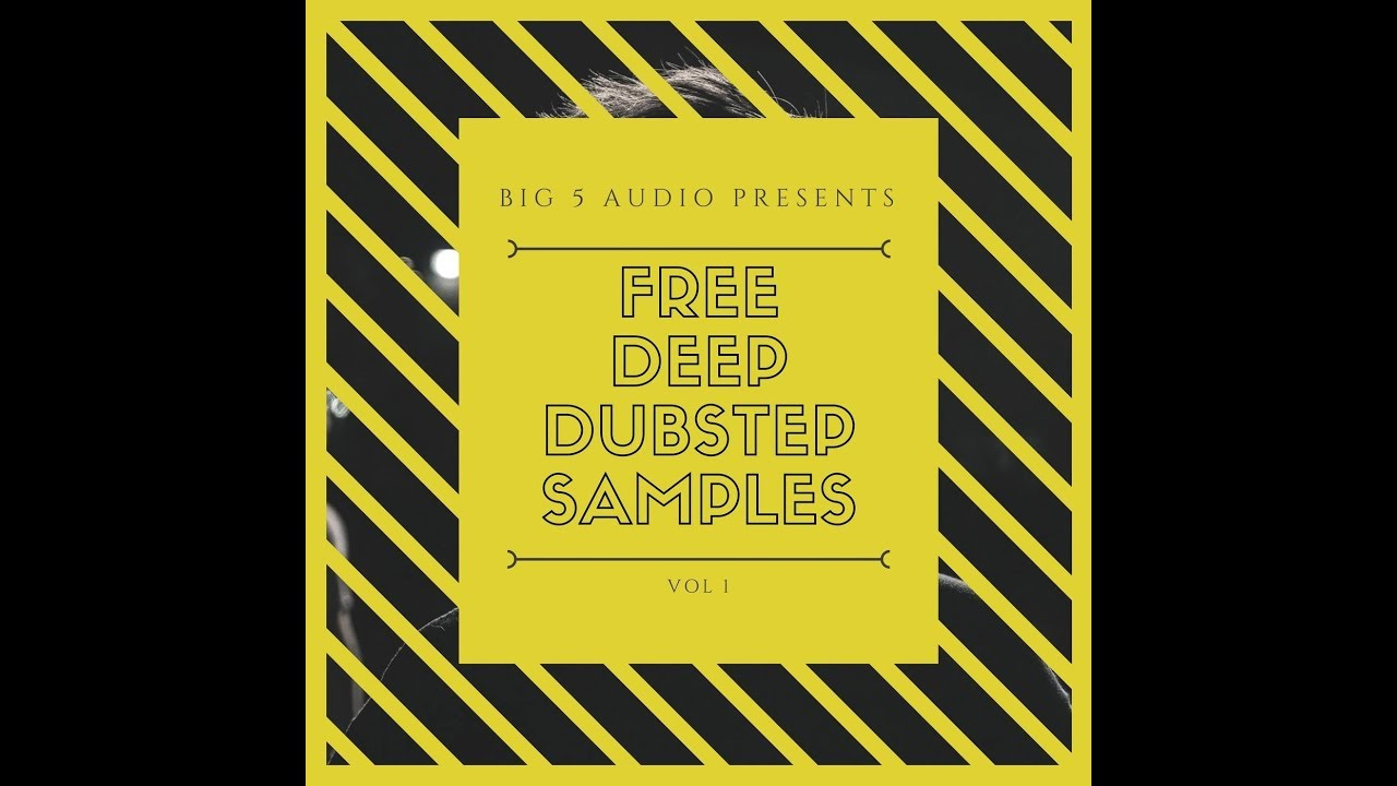 FREE - DEEP DUBSTEP SAMPLES AND LOOPS