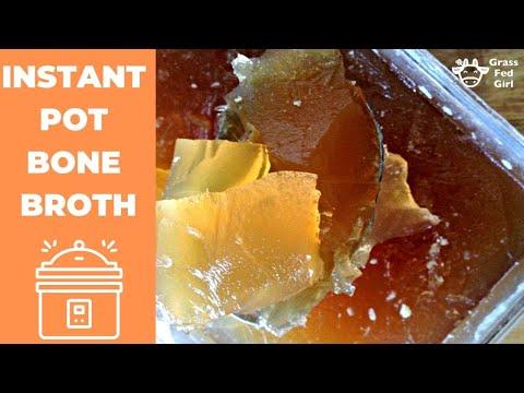 how-to-make-bone-broth-in-the-instant-pot-|-carnivore-diet-bone-broth-recipe