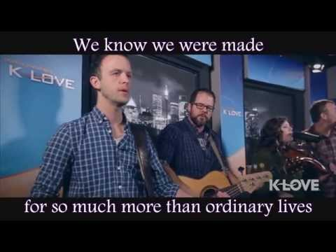 Thrive Casting Crowns with Lyrics