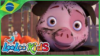Porquinho Rosa (Pinky Pig) - Músicas Para Crianças