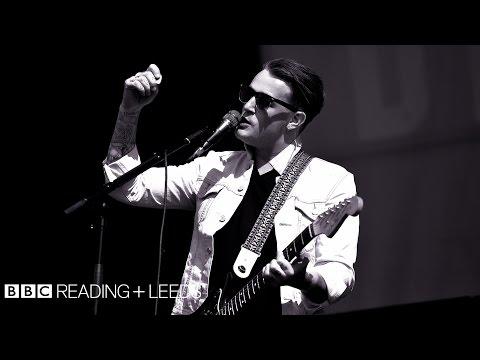 Deaf Havana - Boston Square at Reading 2014
