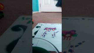 Making EVIL Dotty (Beanie Boo Drawing)