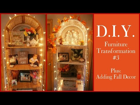 D.I.Y. Furniture Transformation