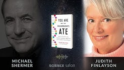 Michael Shermer with Judith Finlayson — You Are What Your Grandparents Ate (Science Salon # 104)