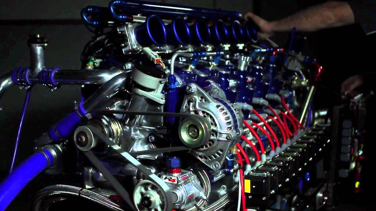 Rotary Throttle Body Kits: Rotary ITB's | EFI Hardware
