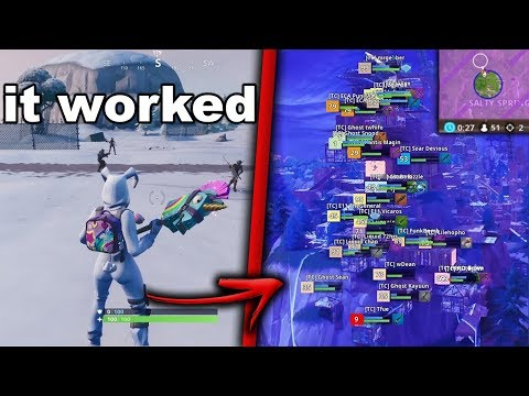 I Guessed Custom Matchmaking Keys In Fortnite And Found THIS...