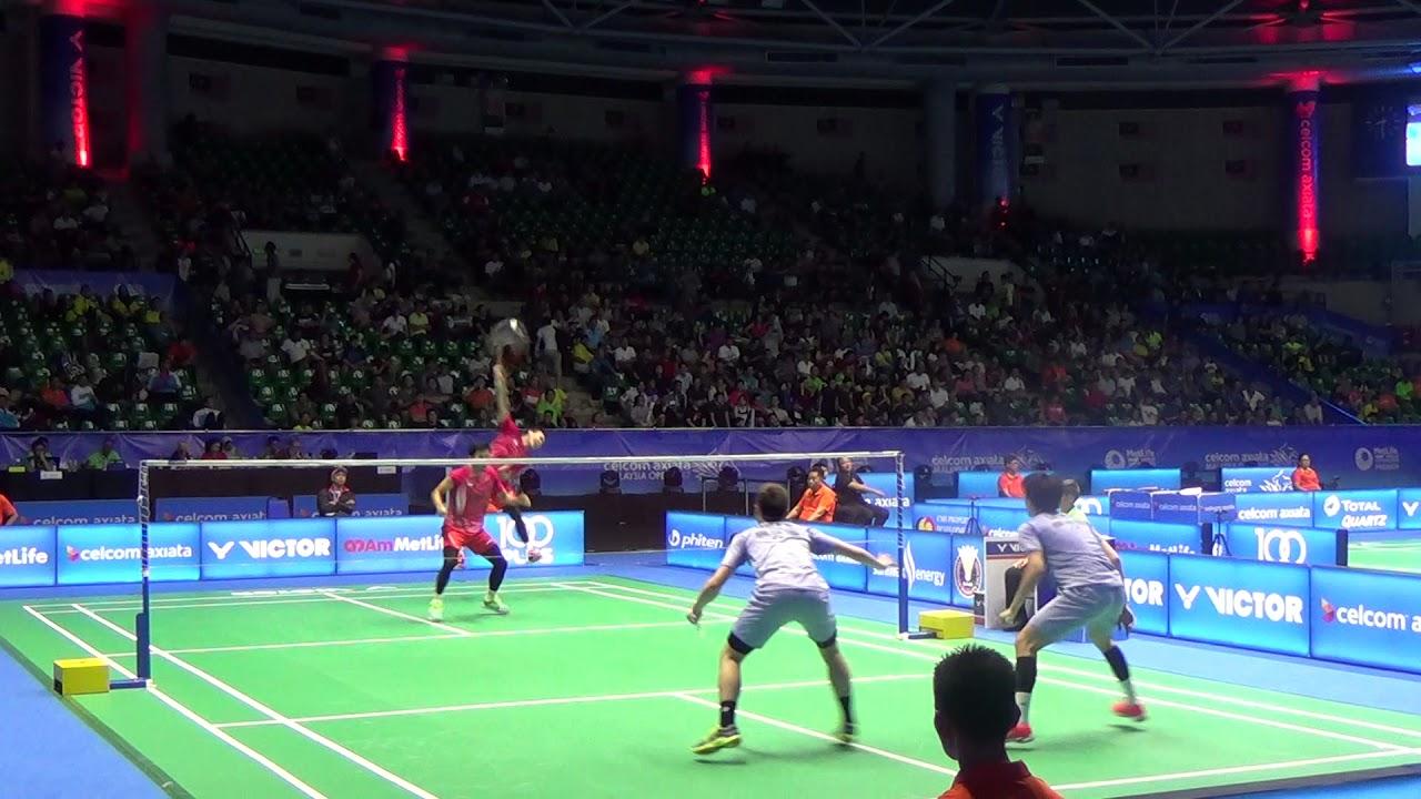 Ahsan Rian Agung vs Chin Chun Tang Chun Man Nice Angle Malaysia