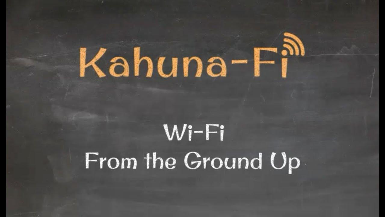 Wi-Fi Channelization