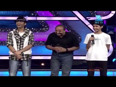 Raghav (Croc Roaz) & Family performing Slow motion on DID