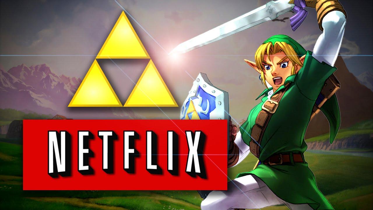 maxresdefault - The Legend of Zelda diventa una serie tv targata Netflix