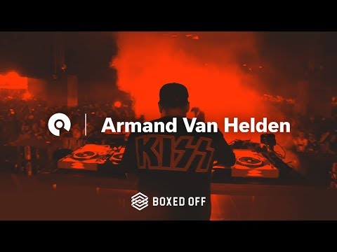 Armand Van Helden @ Boxed Off 2018 (BE-AT.TV)