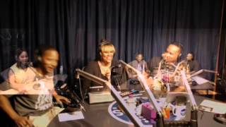 The Roll Out Show - Guest host: TDP and Precious 10-02-15 pt 1