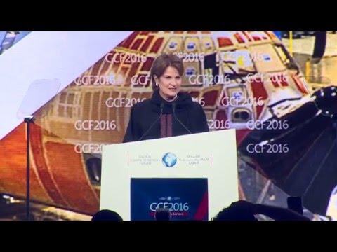 GCF 2016 Day 2 : Keynote Address: Unleashing the Power of Innovation