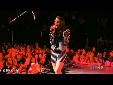 Carly Rose Sonenclar UDance 2015 Performance