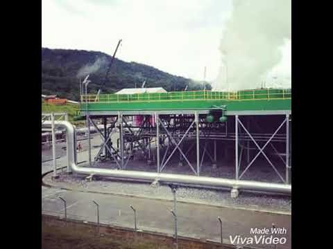 Power Plant Namora I Langit Pahae Julu @ Geothermal Project - Sarulla Operation, Ltd