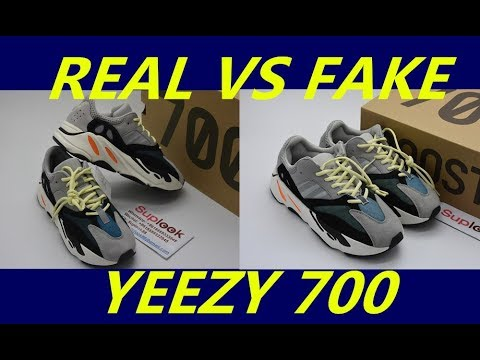 bd09ca17857 Adidas Yeezy 700 Wave Runner Real VS Fake Review