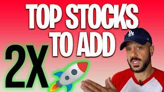TOP STOCKS TO BUY THIS WEEK 🔥🚀 MAJOR CATALYST WATCH