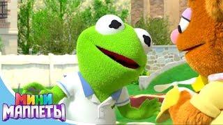 Мини Маппеты - Сезон 1 Серия 4 - Мультфильмы Disney Узнавайка для малышей