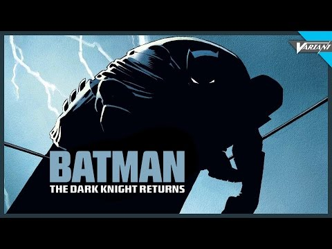 The Dark Knight Returns - Comic Breakdown!