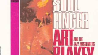 Art Blakey And The Jazz Mesengers - Soul Finger