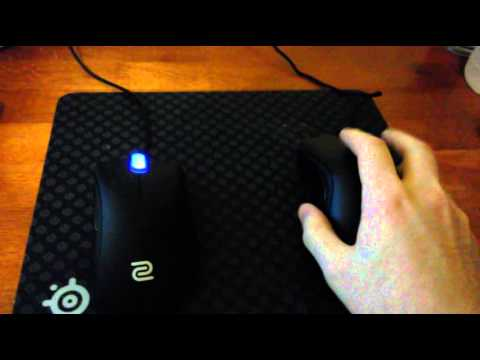 937dabc24a0 Zowie EC2-A and EC1-A review vs Razer Deathadder Gaming Mouse Comparison