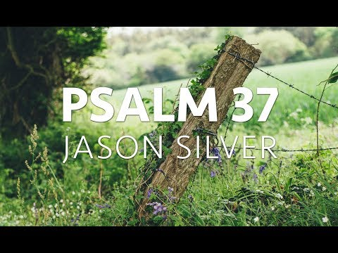 🎤 Psalm 37:1-26 Song with Lyrics - Delight in the Lord - Jason Silver [WORSHIP SONG]