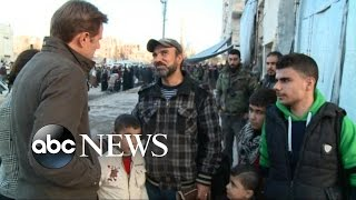 Inside Aleppo: Families' Emotional Return Home After Fleeing Years Ago