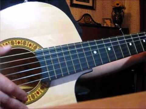 Как играть на гитаре баррэ, чтобы не уставала рука