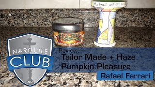 [Review] Tailor Made e Haze Pumpkin Pleasure