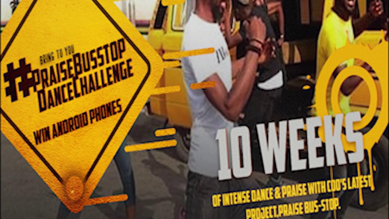 #PraiseBusstopDanceChallenge with CDO! Win Android Phones Weekly!