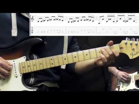 Stevie Ray Vaughan - Hideaway - Blues Guitar Lesson...