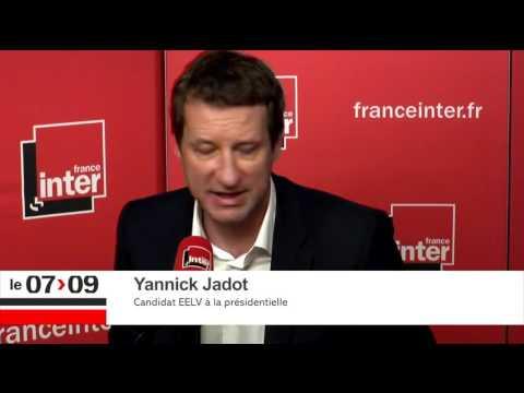 Yannick Jadot sur ses chances de victoire