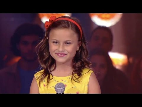 CD Rafa Gomes - The Voice Kids Performances