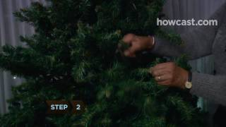 How to Make a Fake Tree Look like a Real One