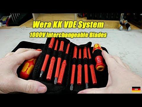 Wera KK VDE System
