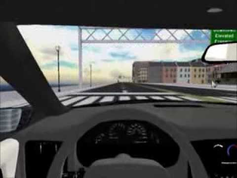 Rigs of Rods  Chevy Impala SS   TOP SPEED RUN   YouTube