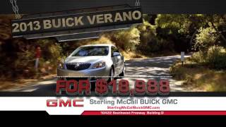 Presidents Day Sale, Buick Verano & Regal- Sterling McCall Buick GMC