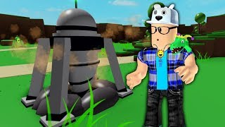 ROBLOX: I PERFUREI THE FLOOR AND FOUND SOMETHING VERY RARE!! -Play Old man