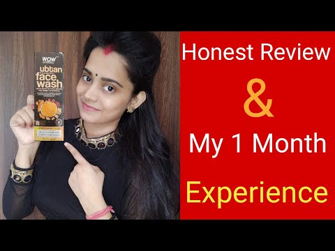 Wow ubtan face wash honest review. Tried and Tested. Must watch before buy.